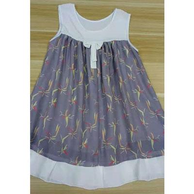 100%桑蚕丝童装童裙,98一条